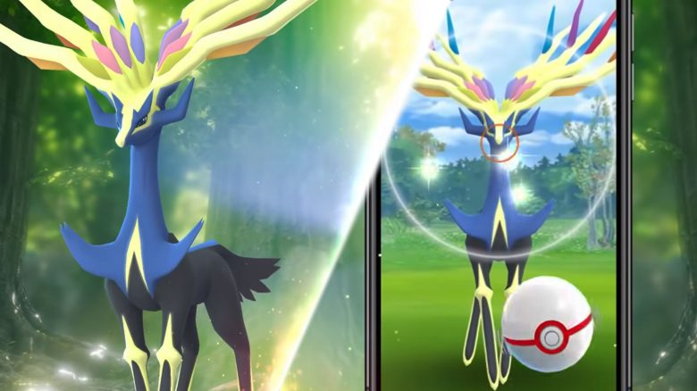Pokémon GO: Xerneas Counter - The best attackers for the legendary boss