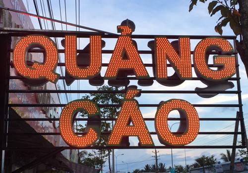 Làm bảng hiệu quảng cáo Led tại Phú Quốc