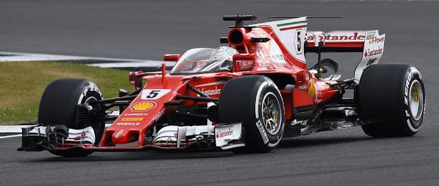 Formula 1 winshield