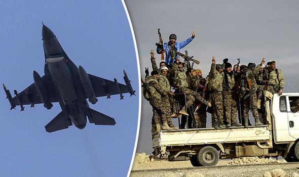 Suriye Rusya Uçak Düşme