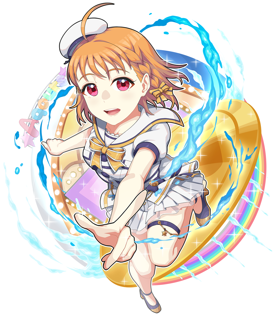 Takami Chika (Love Live! Sunshine!!)