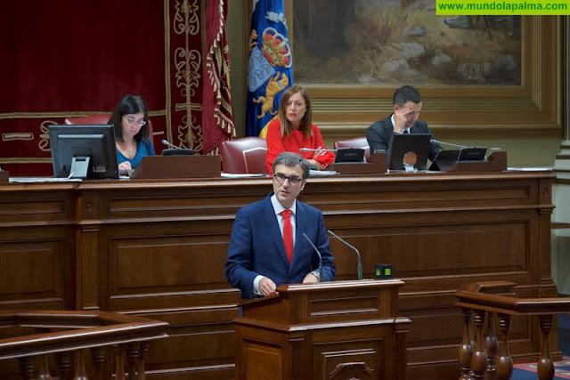 Zacarías Gómez cuestiona el ámbito autonómico de la Policía Canaria