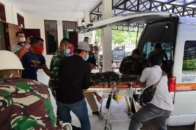 Anggota TNI Tewas Kontak Tembak dengan KKB, Kapolda Papua Berduka Cita