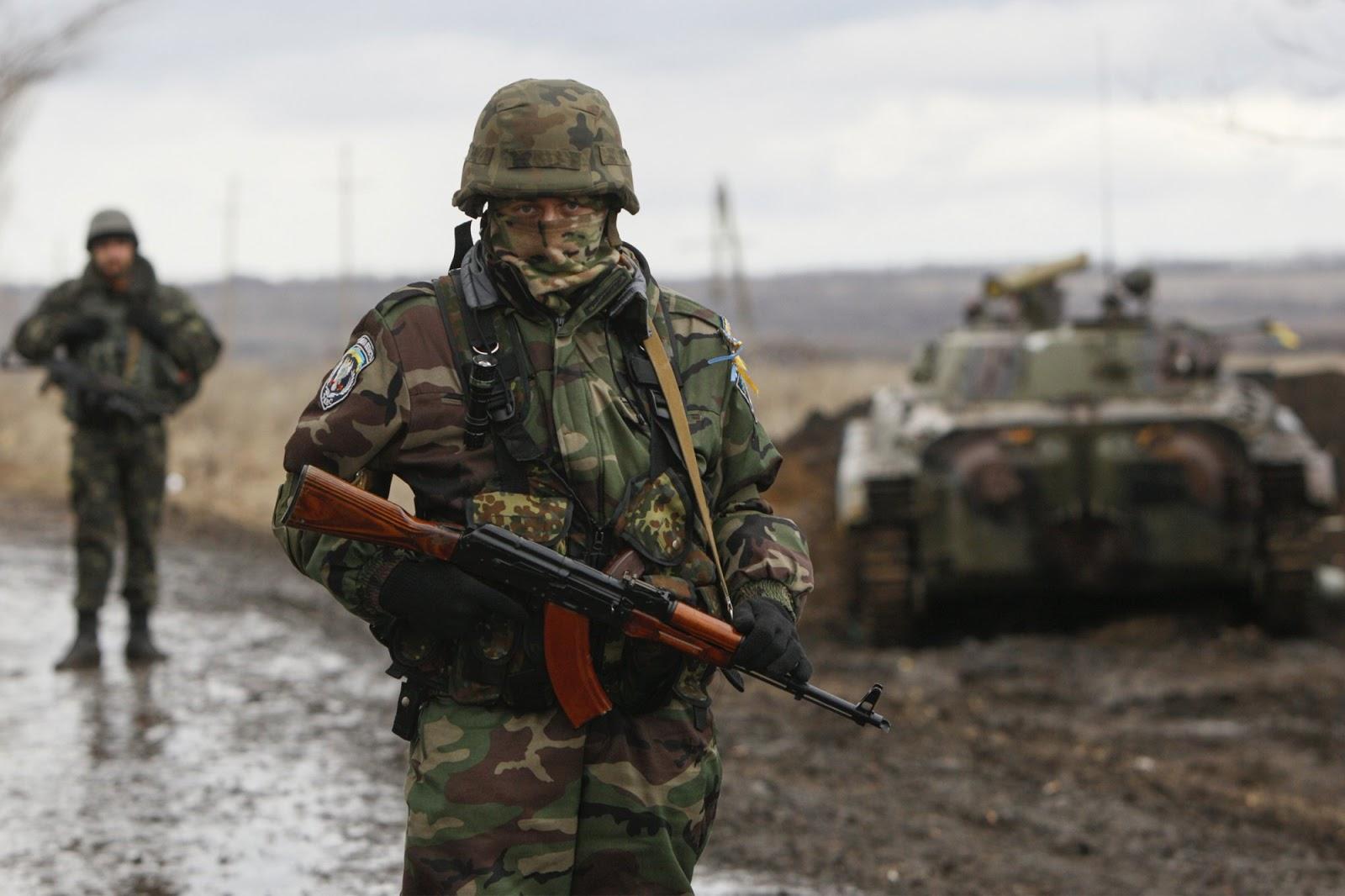 Perang Ukraina