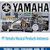 Lowongan Kerja PT Yamaha Musical Products Indonesia