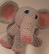 http://www.ravelry.com/patterns/library/lucas-baby-elephant-amipal-amigurumi-stuffed-softie