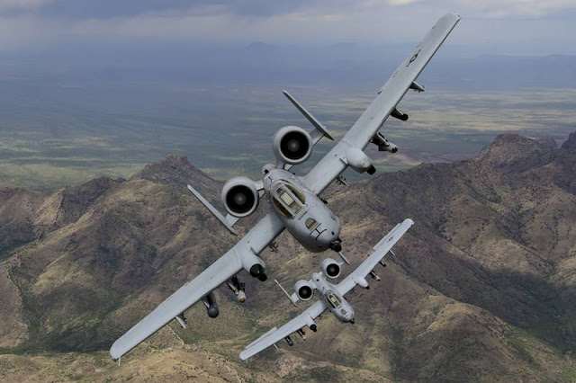 SwRI receives $1 million US Air Force contract to sustain A-10 Thunderbolt II