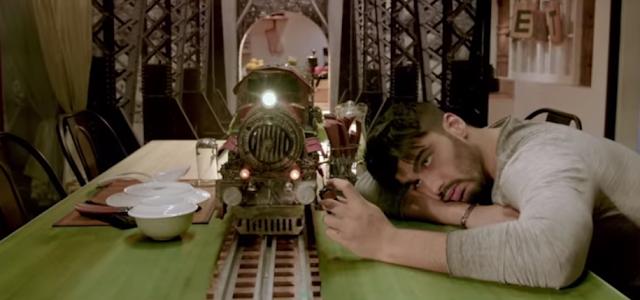 Arjun Kapoor  from the movie Ki and Ka.