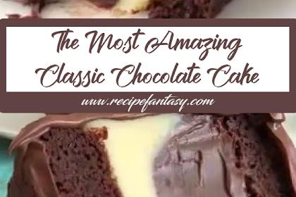 Easy Recipe: Classic Chocolate Cake