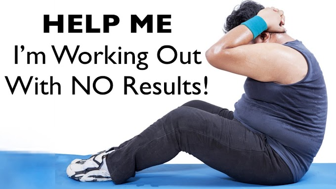 Is Working Out Helps Lose Weight?
