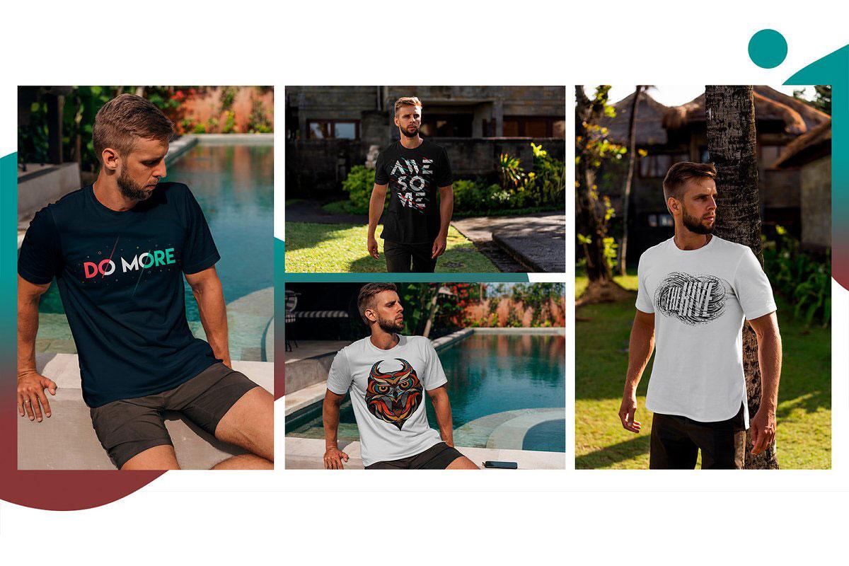 T Shirt Mock Up Tropic Weekend 3808013%252C