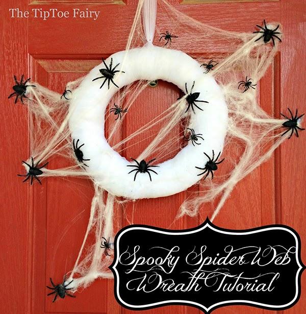 Spider Web and Fake Spider Tutorials