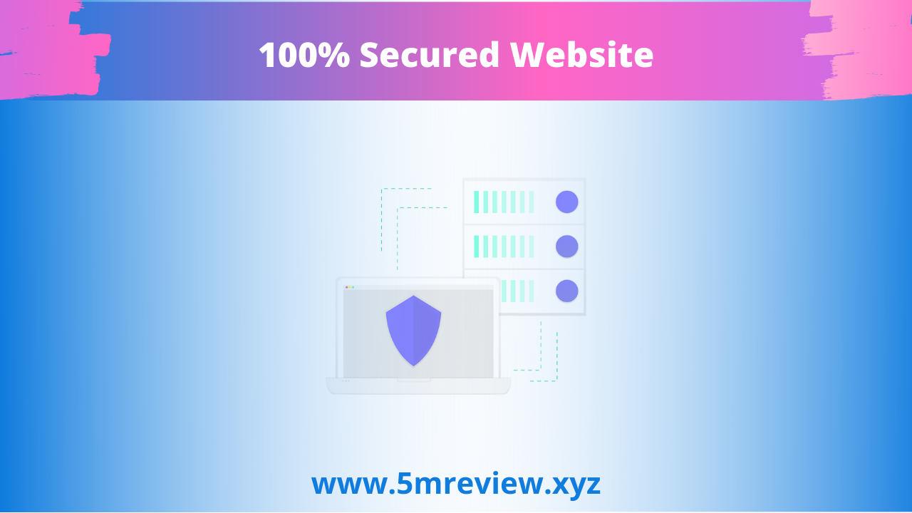 WebSuitePro 100% Secured Website