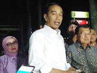 Ini Kata Presiden Jokowi Soal 'Kecelakaan' Setya Novanto
