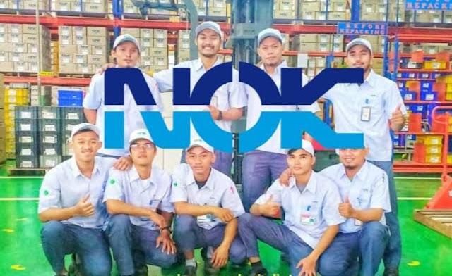 Informasi Rekrutmen Karyawan PT NOK Indonesia Lulusan SMA/SMK Sederajat Posisi Operator Produksi - Periode Agustus - September 2020