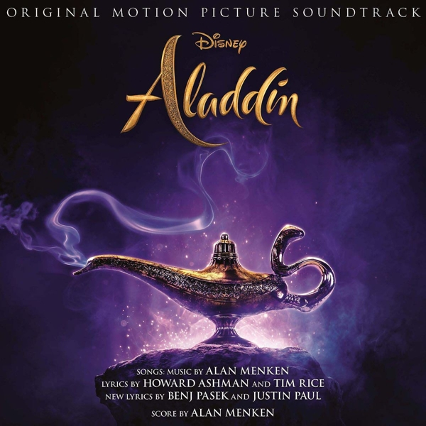 Various Artists Aladdin Original Motion Picture