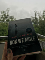 "Michelle Richmond ""Rok we mgle"", nowe wydanie, fot. by paratexterka ©"