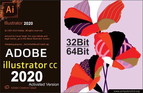 Adobe Illustrator 2020 for Windows
