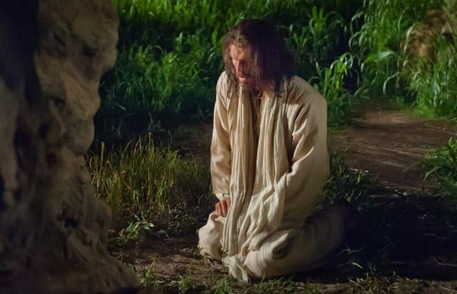 Jesús-ora-por-sus-discípulas