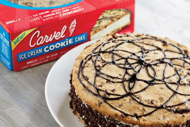 Publix Cookie Ice Cream Cake