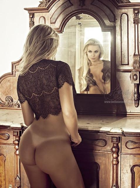 Fotos de Veridiana Freitas nua pelada na Playboy Brasil