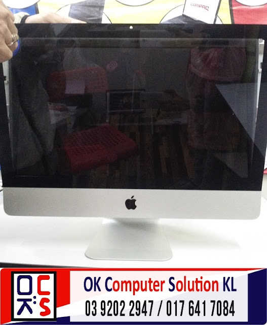 [SOLVED] TUKAR HARD DISK APPLE IMAC 21 | REPAIR DESKTOP AMPANG 1