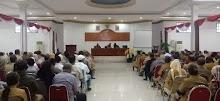 Inilah Hasil Rapat Perdana Panitia Pesprani Ke-IV Tingkat Provinsi Maluku