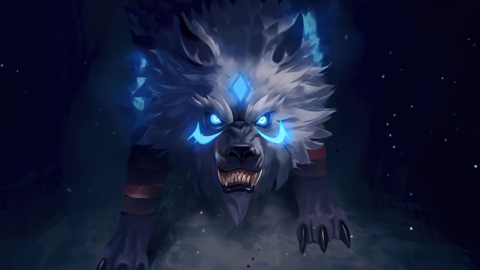 Wallpaper Popol and Kupa Wolf Mobile Legends HD for PC