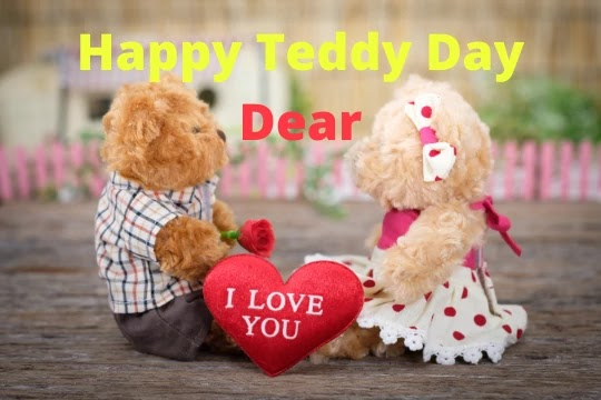 teddy day quotes for her
