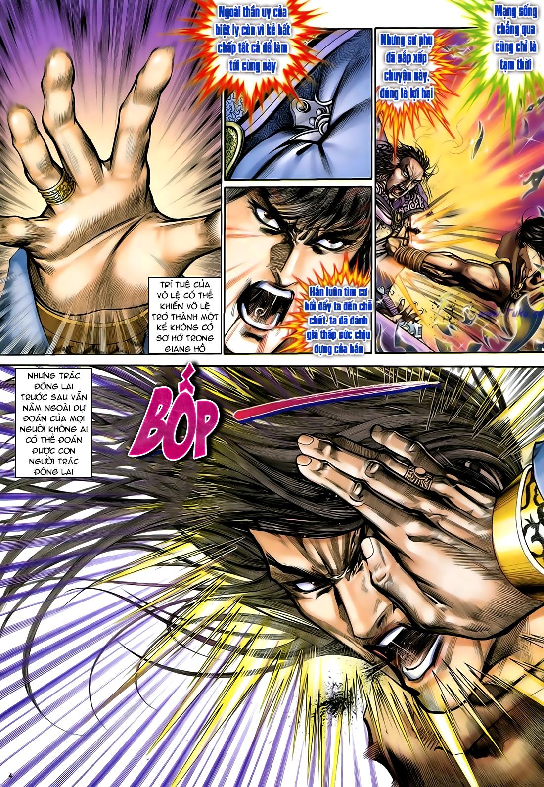 Anh hùng vô lệ Chap 29 trang 5