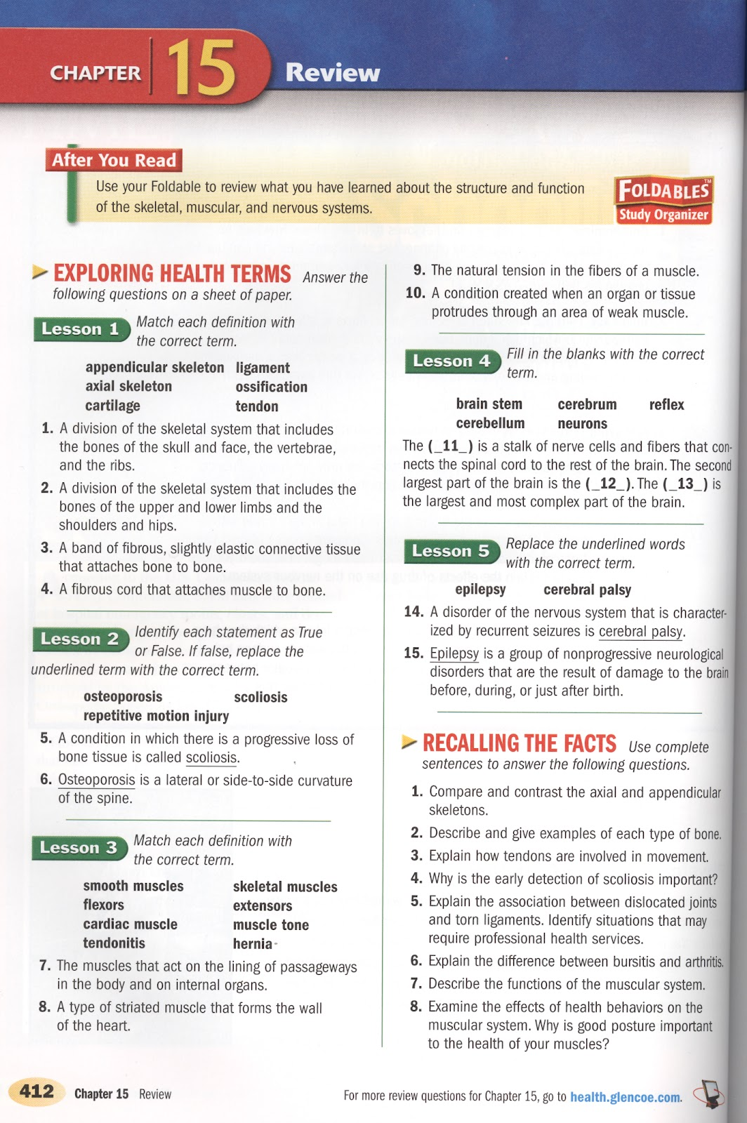 Mcsm Health April