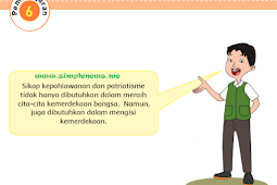Kunci Jawaban Kelas 5 Tema 7 Subtema 3 Pembelajaran 6