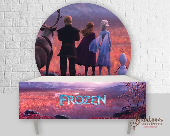 Frozen, Frozen2, painel, arte personalizada, arte digital, kit digital, fsta infantil, festa frozn