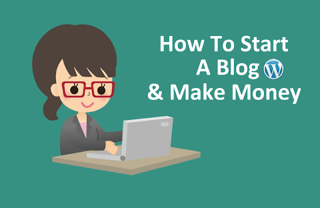 How To Start A WordPress Blog & Make Passive Income | Earn Money Online From Home 0