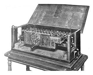 Leibnitz Calculator