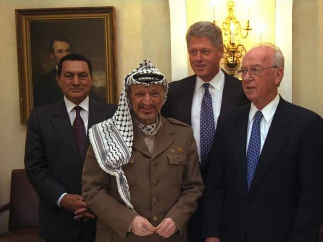 Normalisasi Negara Arab - Israel dan Perjanjian Oslo