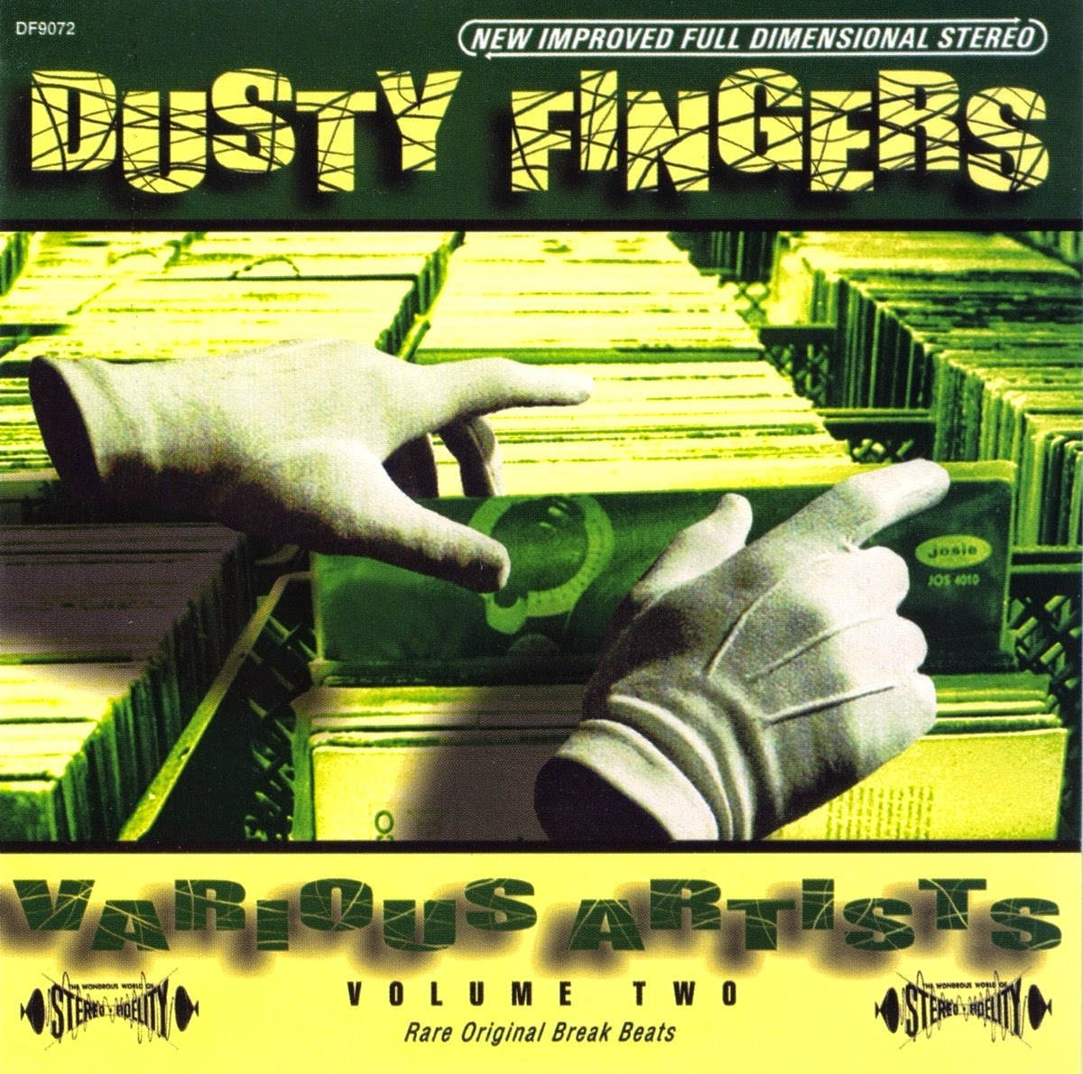 dusty fingers vol 2