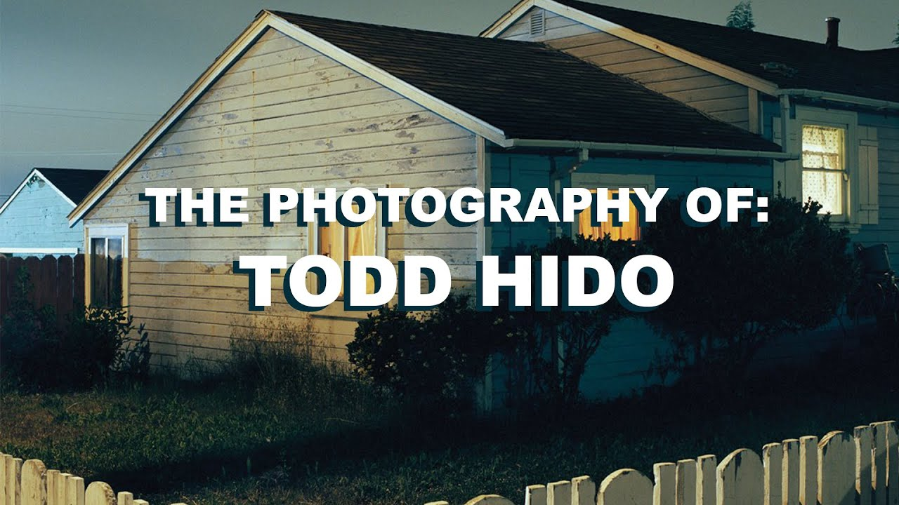 How to Photograph like Todd Hido - Style, Subject and Gear