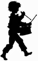 El Tamborilero Carol Of the Drum Partitura de Flauta, Violín, Saxofón Alto, Trompeta, Viola, Oboe, Clarinete, Saxo Tenor, Soprano Sax, Trombón, Fliscorno, Violonchelo, Fagot, Barítono, Bombardino, Trompa, Tuba Elicón...El niño del tambor Villancico