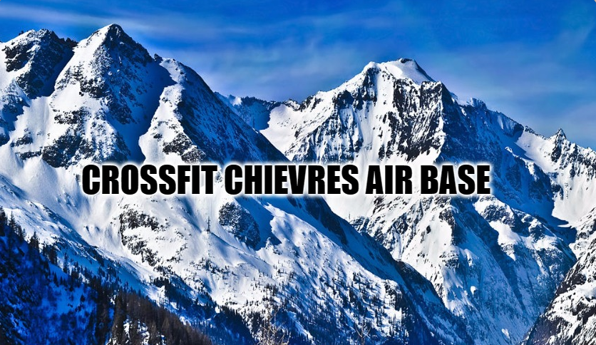 Crossfit Chievres Air Base
