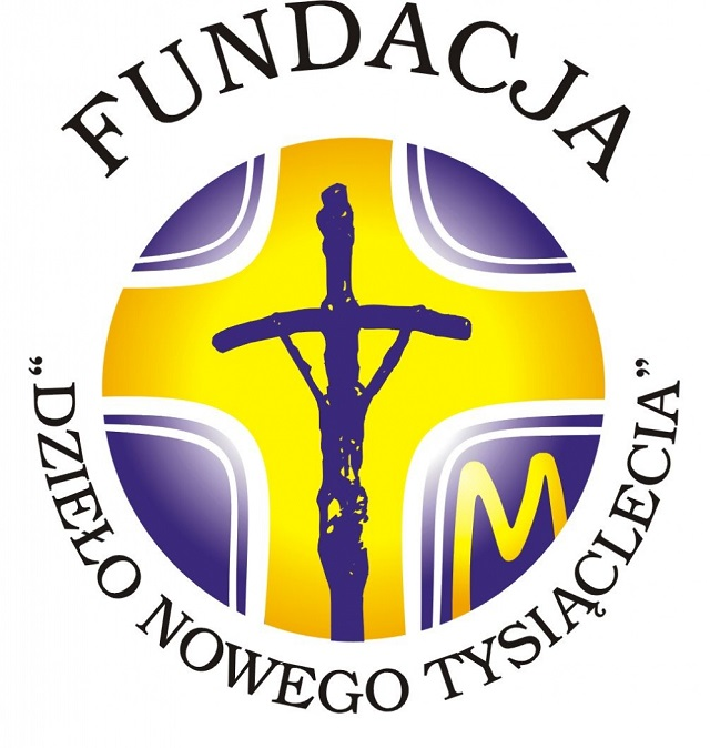 Logo Fundacji Dzieło Nowego Tysiąclecia