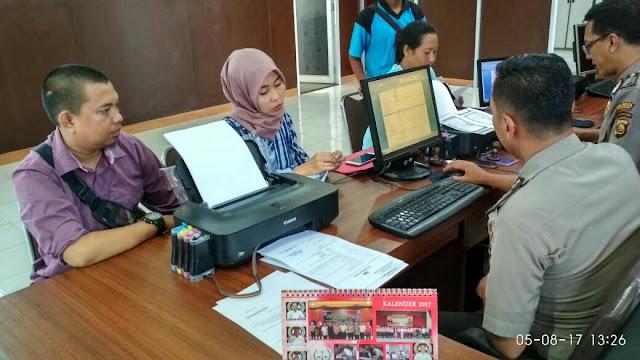 Tertipu Arisan Online IRT Merugi Rp 96 Juta