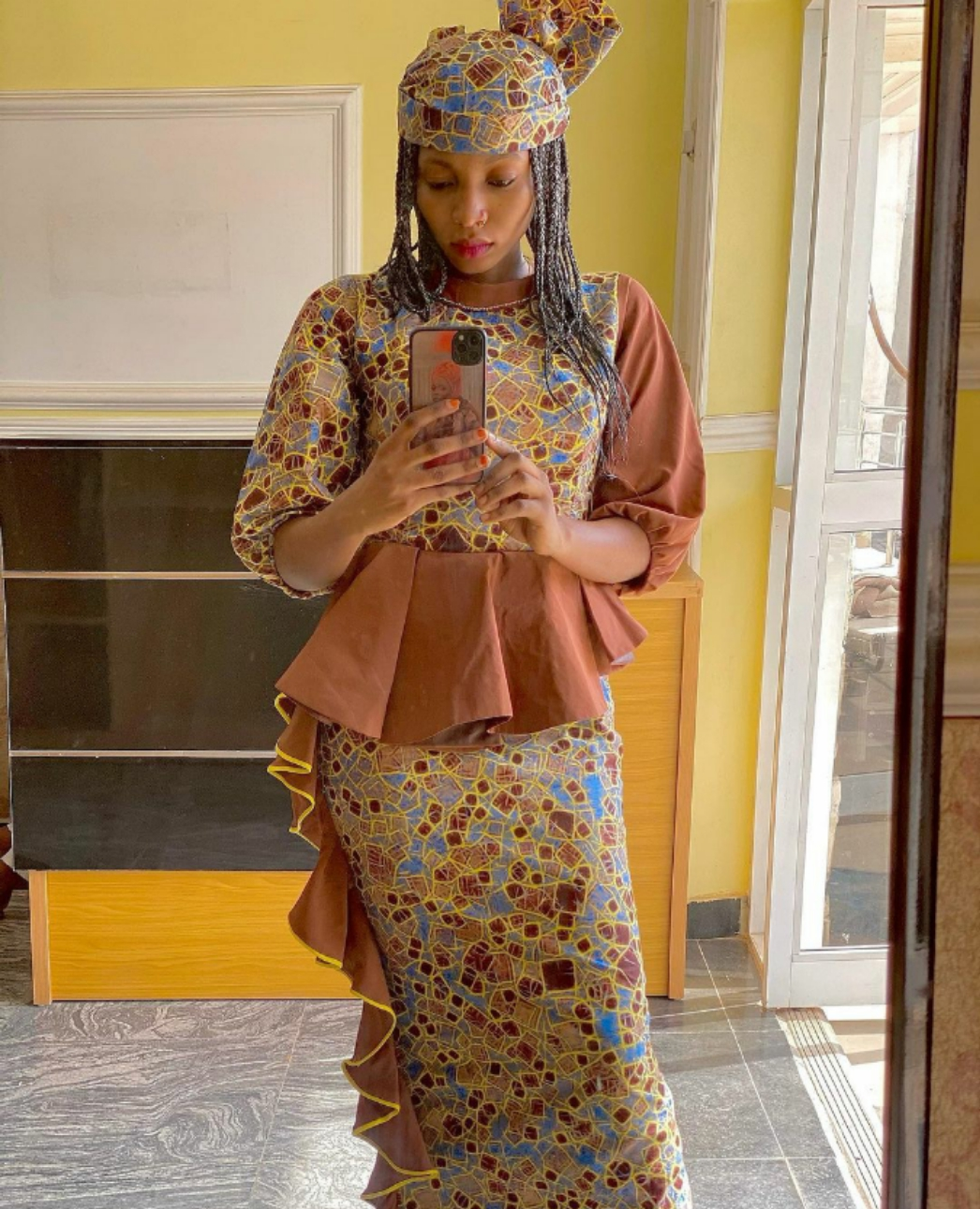 Fashion Killer: Checkout Recent Pictures of Maryam Waziri