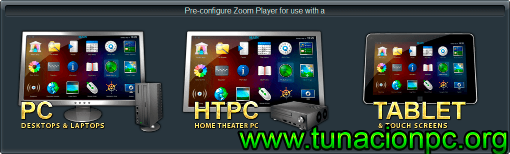 Descargar Zoom Player MAX Final