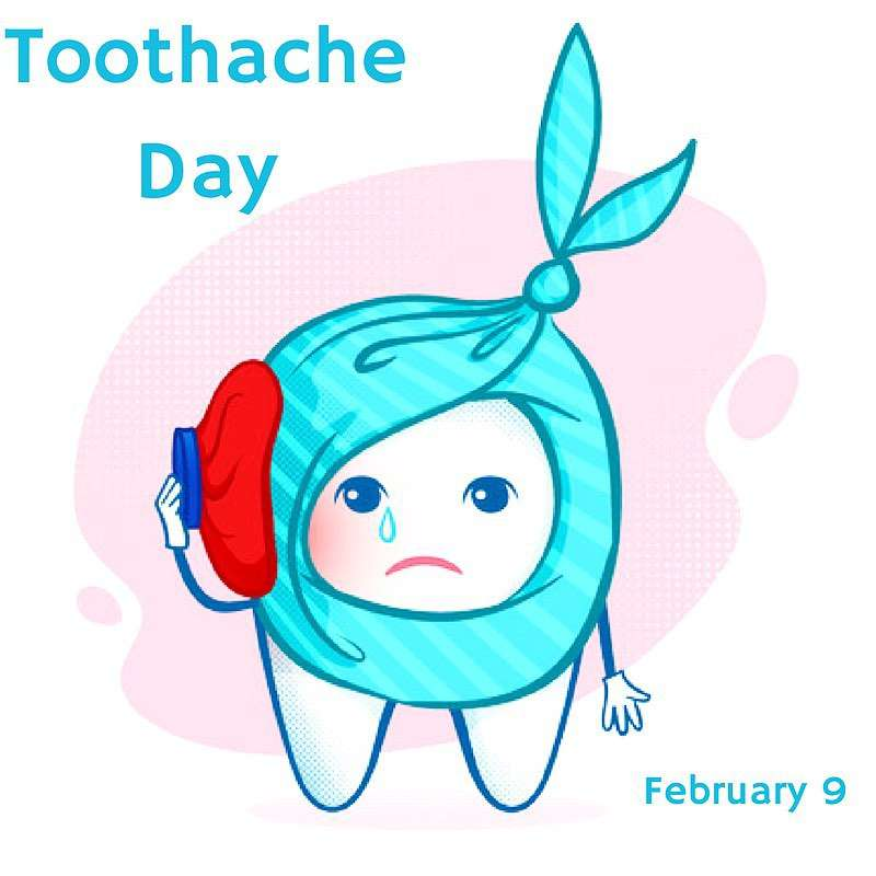 National Toothache Day Wishes