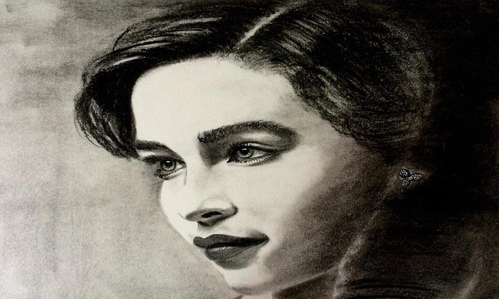 طريقة تحويل صورتك الشخصية إلى صورة مرسومة بالقلم الرصاص اونلاين بدون استخدام برامج
