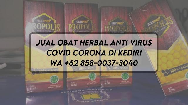 Jual Obat Herbal Anti Virus Covid Corona di Kediri