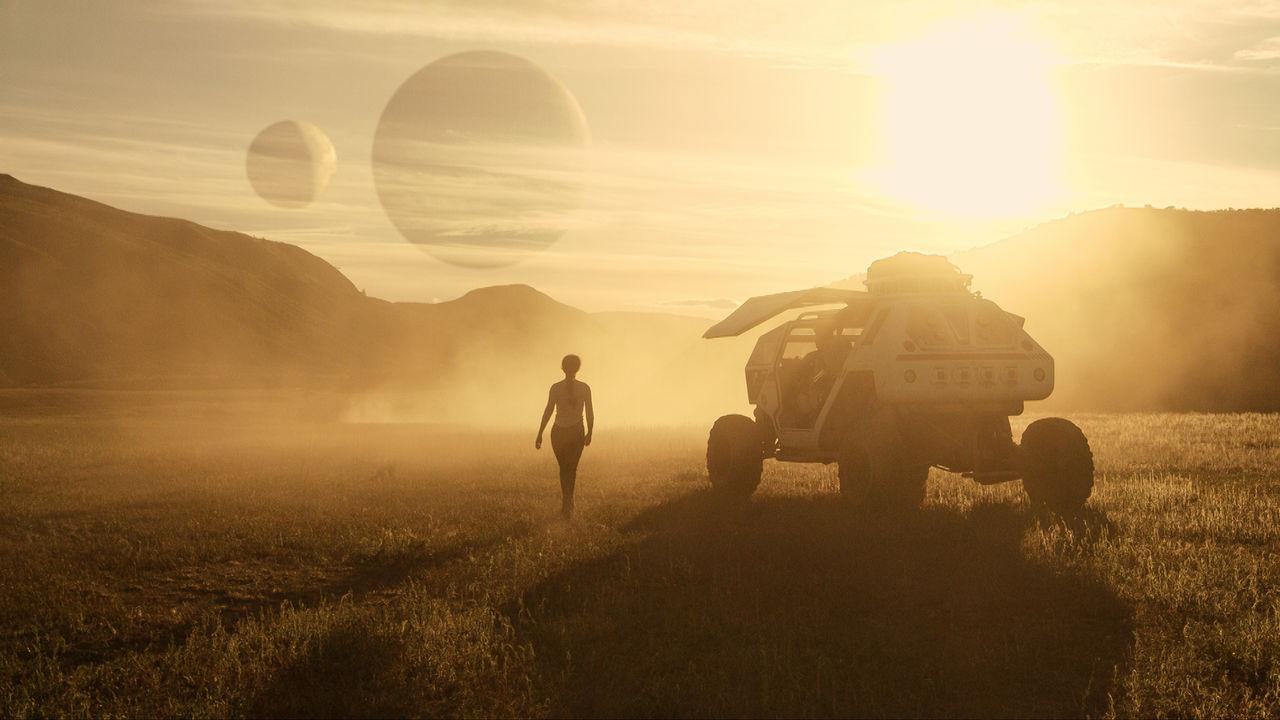Perdidos en el espacio (Lost in Space) - serie netflix