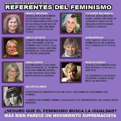 FEMINISMO Y FALSOS MITOS (9): EL NEGOCIO DEL MALTRATO