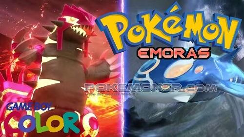 Pokemon Emoras
